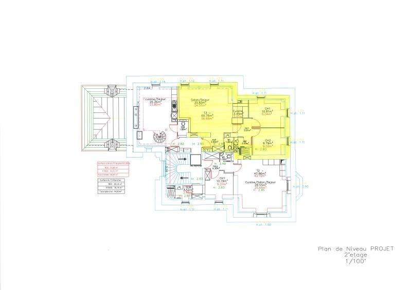 Vente appartement Crepy en valois 197000€ - Photo 3