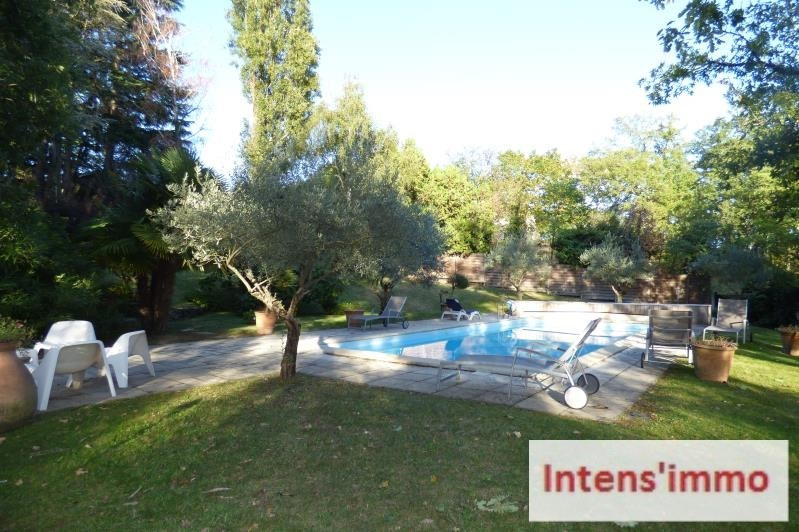 Vente terrain Genissieux 199 000€ - Photo 3