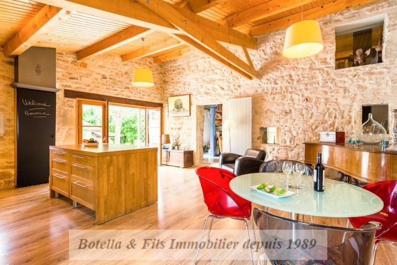 Deluxe sale house / villa Barjac 498000€ - Picture 3