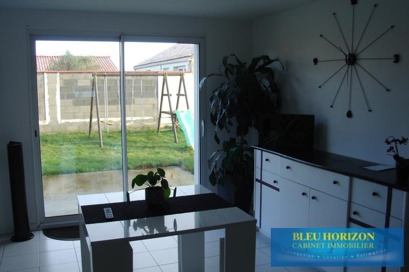 Rental house / villa Chemere 739€ CC - Picture 2