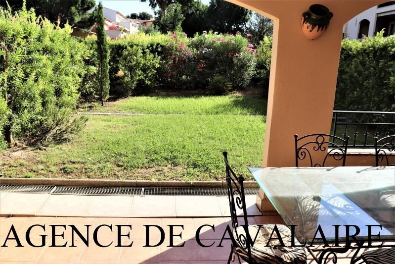 Vente appartement Cavalaire sur mer 238 000€ - Photo 1