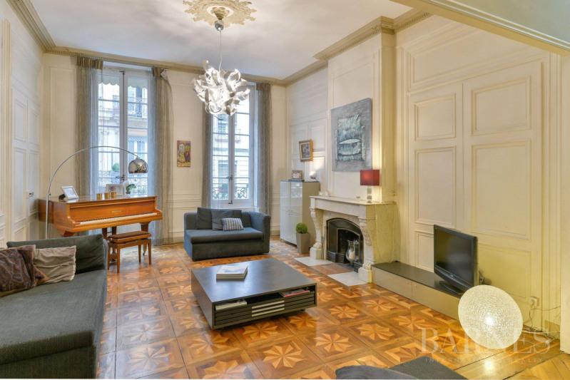 Vente de prestige appartement Lyon 6ème 949000€ - Photo 1