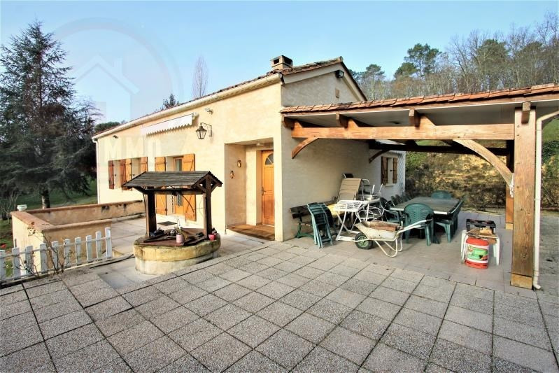 Sale house / villa Lembras 212 000€ - Picture 1