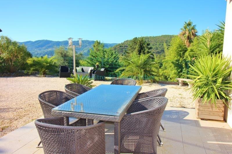 Vente maison / villa Grasse 400000€ - Photo 1