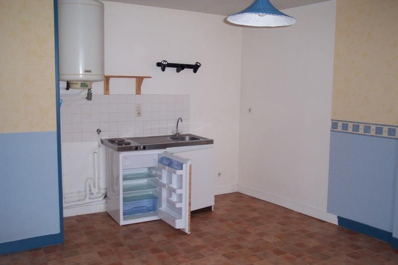 Location appartement Gasny 380€ CC - Photo 1