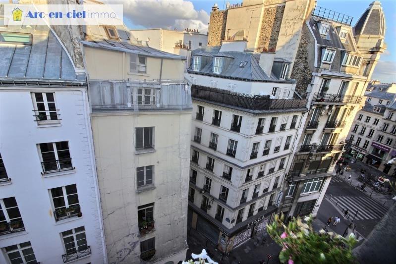 Verkoop  appartement Paris 2ème 485000€ - Foto 7