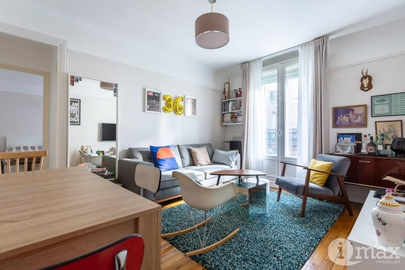 Vente appartement Paris 18ème 583 000€ - Photo 1