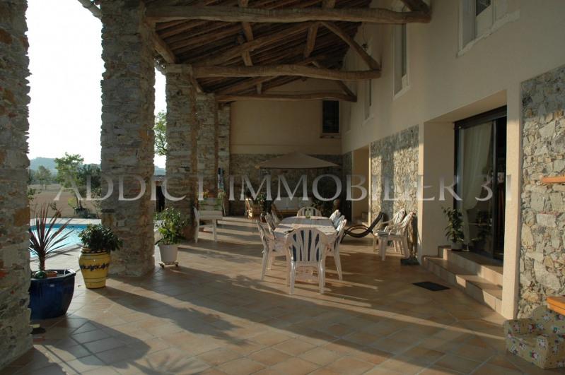 Vente de prestige maison / villa Puylaurens 605000€ - Photo 1