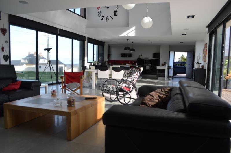 Revenda residencial de prestígio casa St come de fresne 995000€ - Fotografia 5