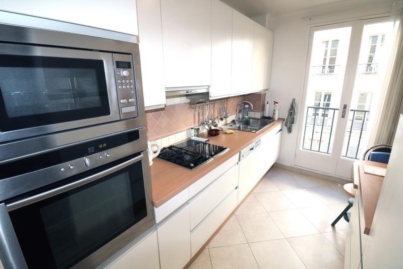 Vente de prestige appartement Versailles 1080000€ - Photo 4