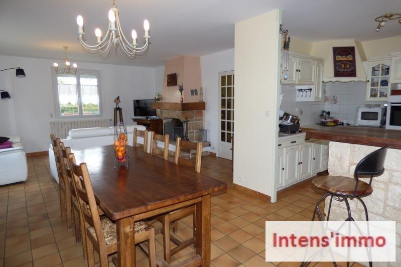 Sale house / villa Genissieux 315500€ - Picture 5