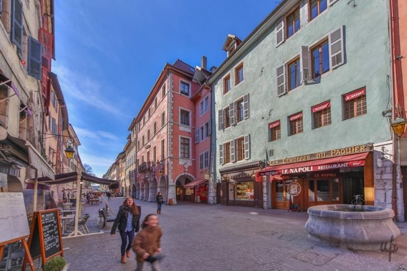 Vente de prestige appartement Annecy 555 000€ - Photo 1