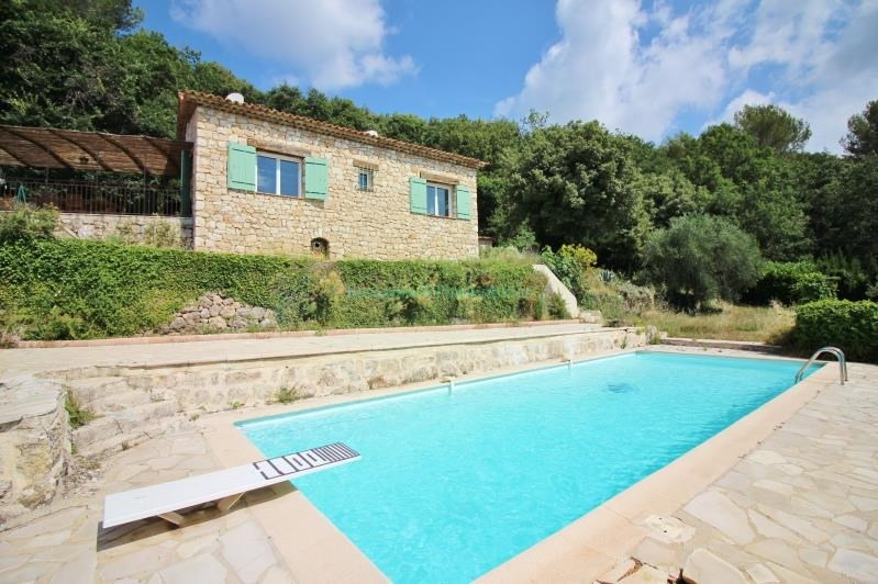 Vente de prestige maison / villa Le tignet 647000€ - Photo 4
