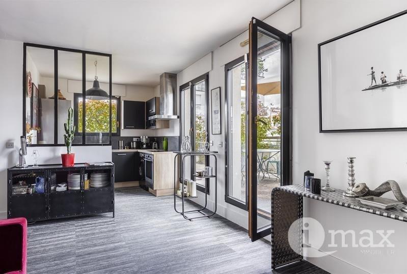 Vente appartement Levallois 839000€ - Photo 2
