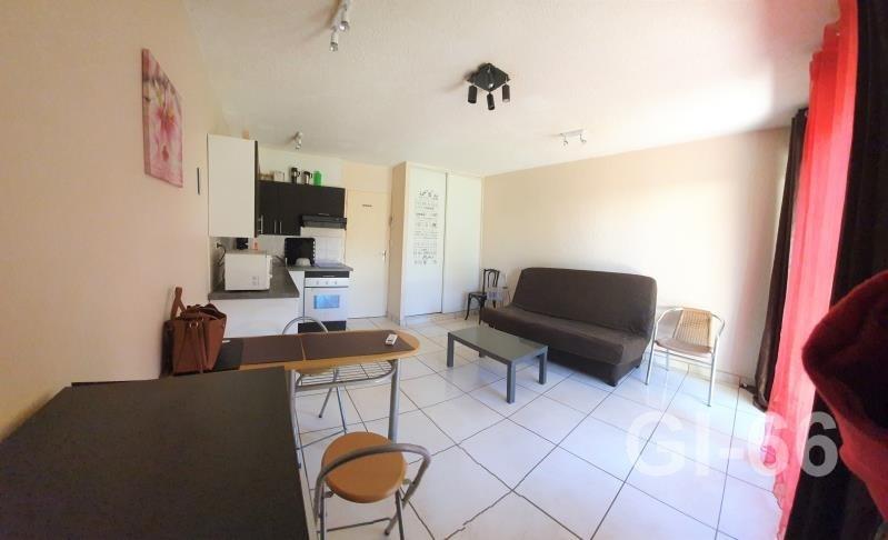 Location appartement Canet en roussillon 390€ CC - Photo 1