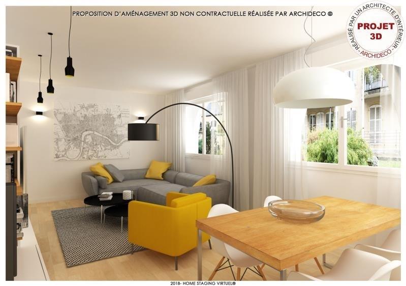 Revenda apartamento Metz 195000€ - Fotografia 3