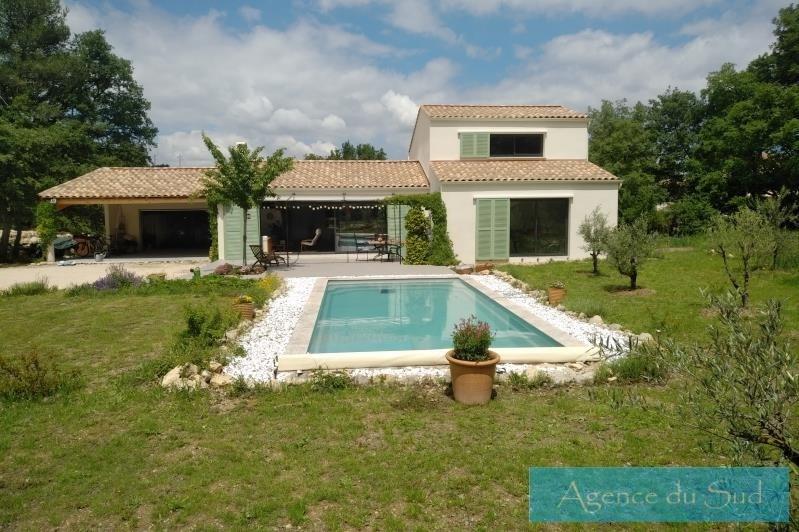 Vente de prestige maison / villa Greasque 745000€ - Photo 2