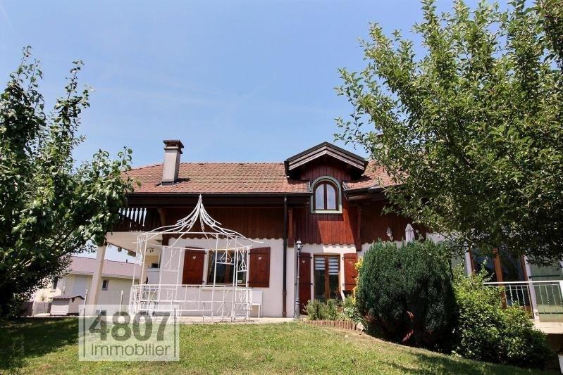 Vente de prestige maison / villa Thyez 550000€ - Photo 3