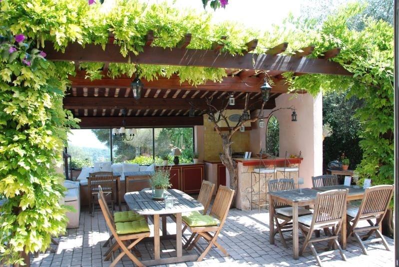 Deluxe sale house / villa Tourrettes sur loup 1780000€ - Picture 2