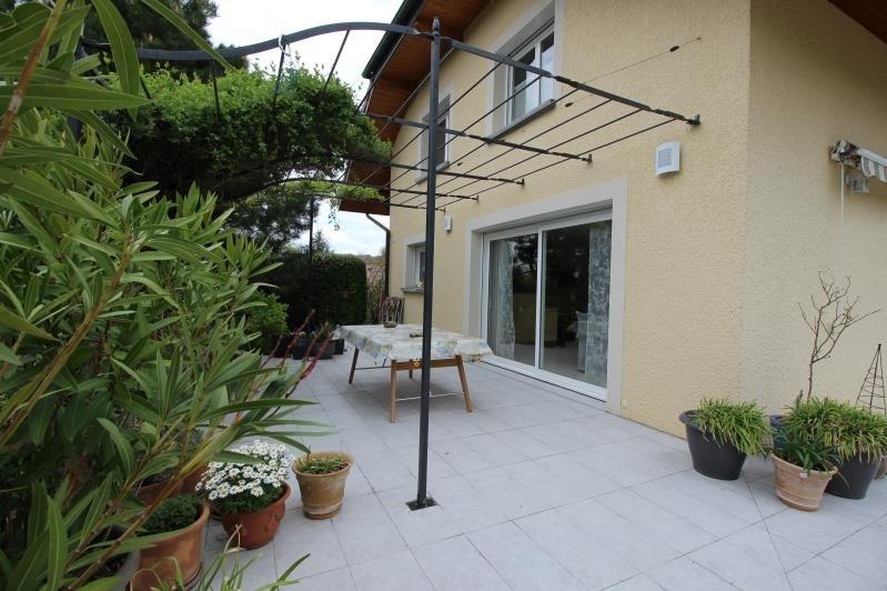 Vente de prestige maison / villa Arenthon 595000€ - Photo 1