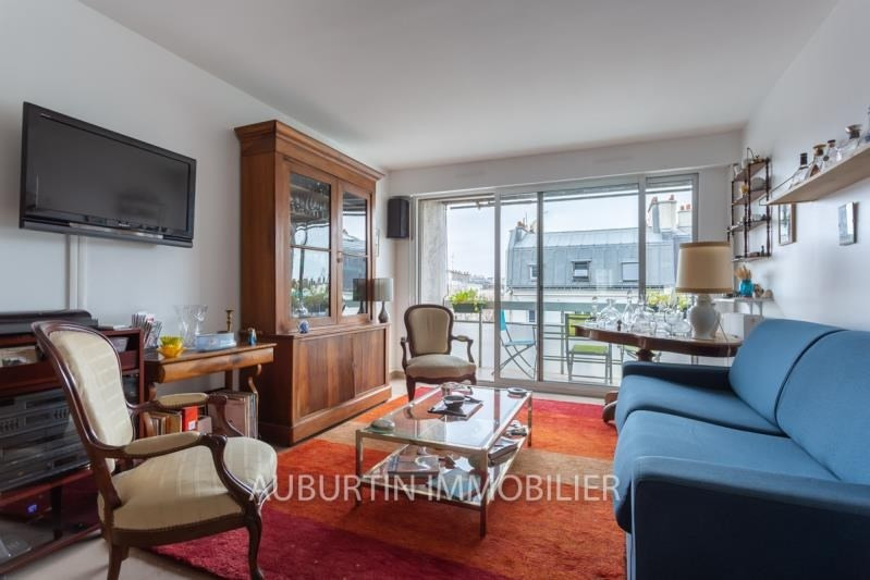Vendita appartamento Paris 18ème 649000€ - Fotografia 2