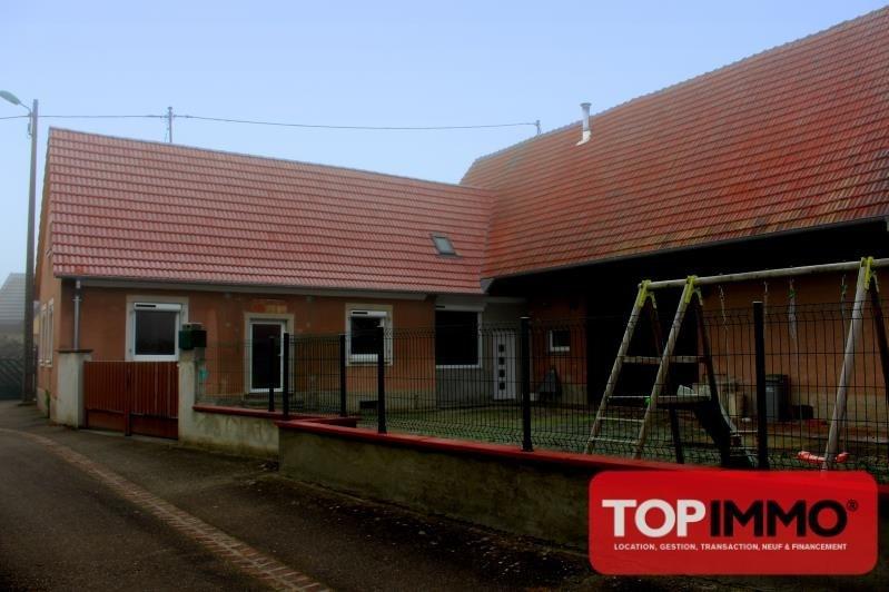 Vente maison / villa Nambsheim 224000€ - Photo 1