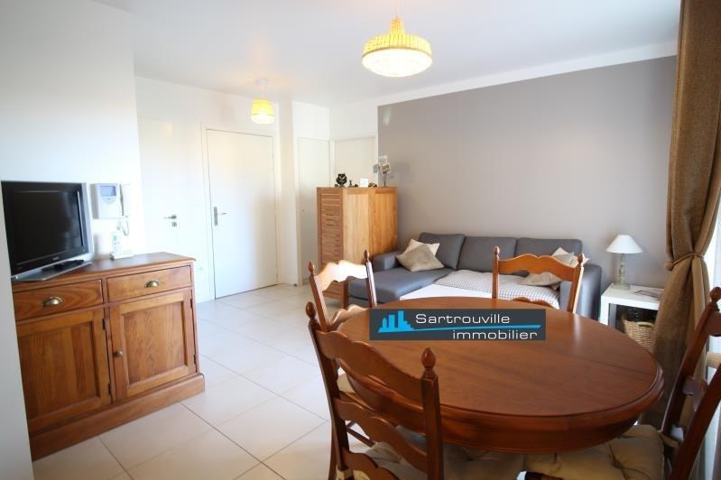 Venta  apartamento Sartrouville 249000€ - Fotografía 1