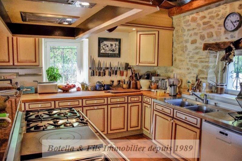 Vente maison / villa Bagnols sur ceze 378000€ - Photo 8