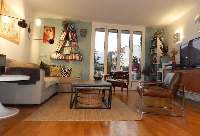 Vente appartement Tours 249600€ - Photo 3