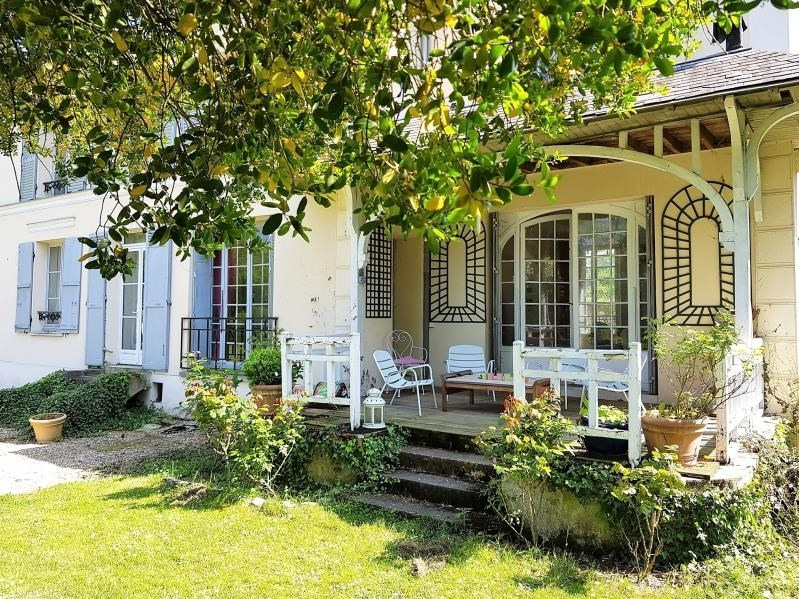 Vente de prestige maison / villa Vaux le penil 550000€ - Photo 2