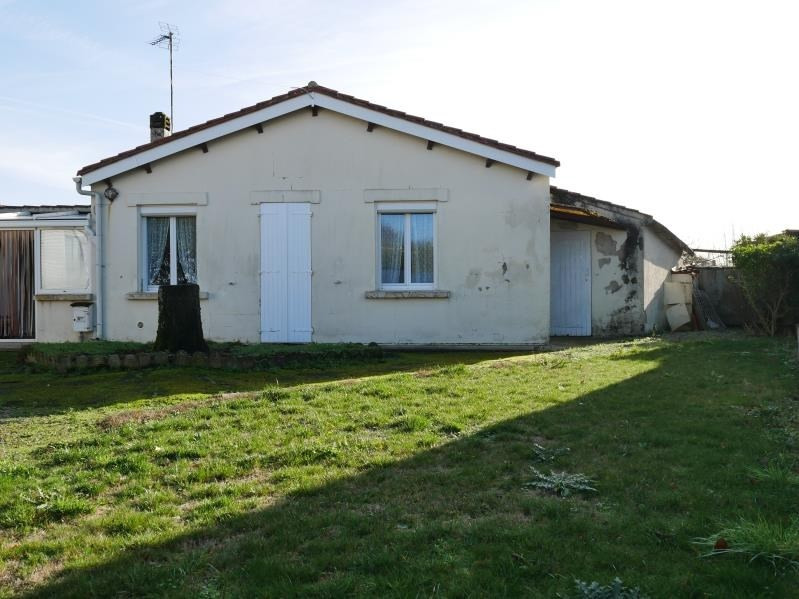 Sale house / villa Aigrefeuille d'aunis 75 000€ - Picture 1