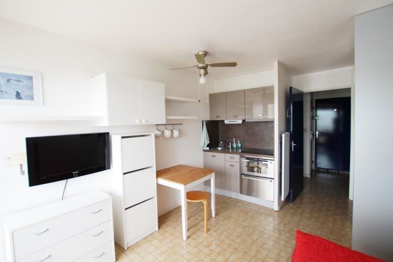Sale apartment La grande motte 98000€ - Picture 1
