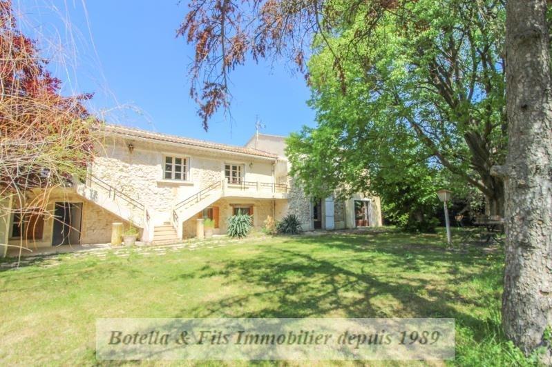 Verkoop van prestige  huis St laurent des arbres 630000€ - Foto 1