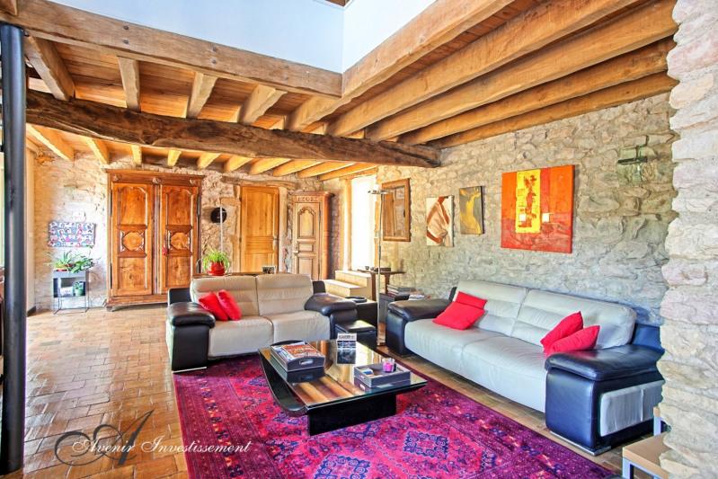 Deluxe sale house / villa Liergues 787500€ - Picture 5