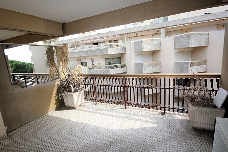 Location vacances appartement Juan-les-pins 1150€ - Photo 5