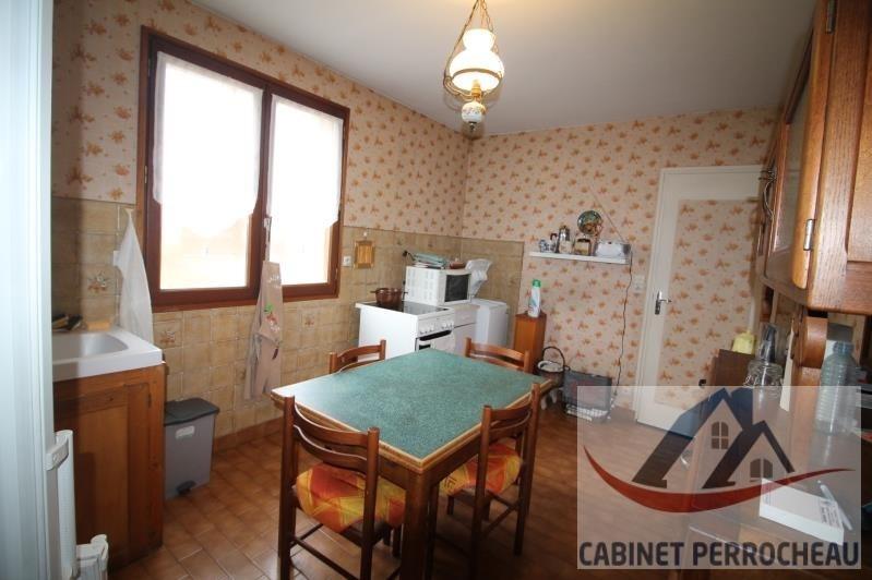 Vente maison / villa La chartre sur le loir 141500€ - Photo 7