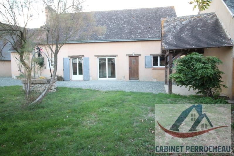 Sale house / villa La chartre sur le loir 119800€ - Picture 8