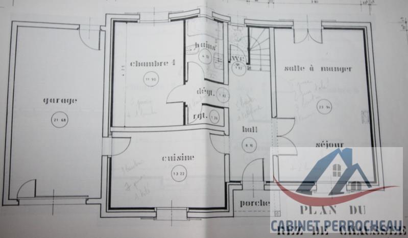 Sale house / villa La chartre sur le loir 130000€ - Picture 12