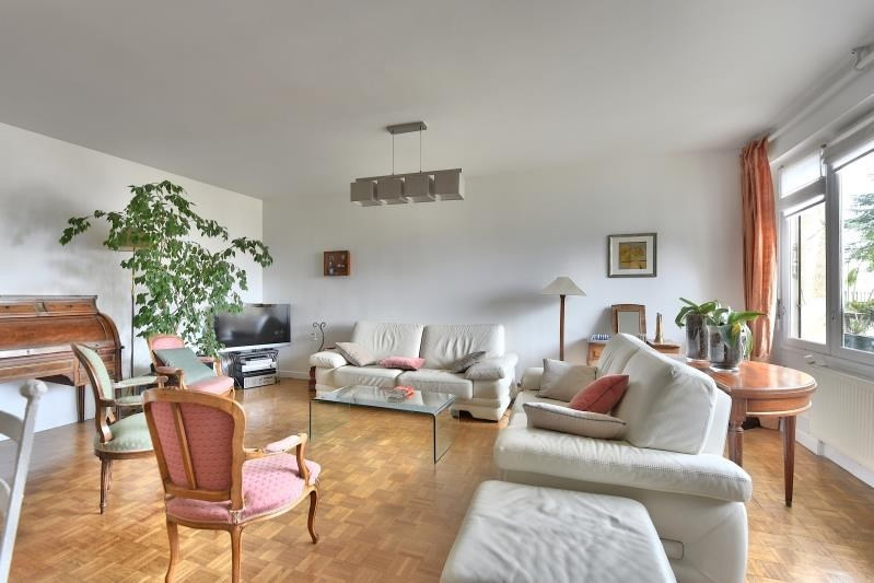 Vente de prestige appartement St cloud 799 000€ - Photo 3