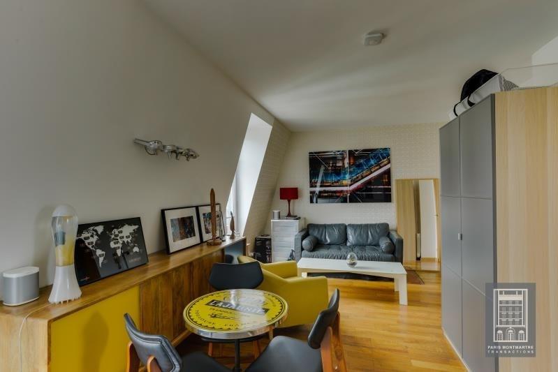 Vente appartement Paris 18ème 290000€ - Photo 2