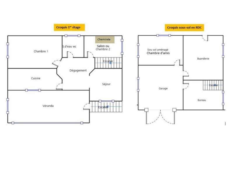 Sale house / villa Toussieu 270000€ - Picture 6