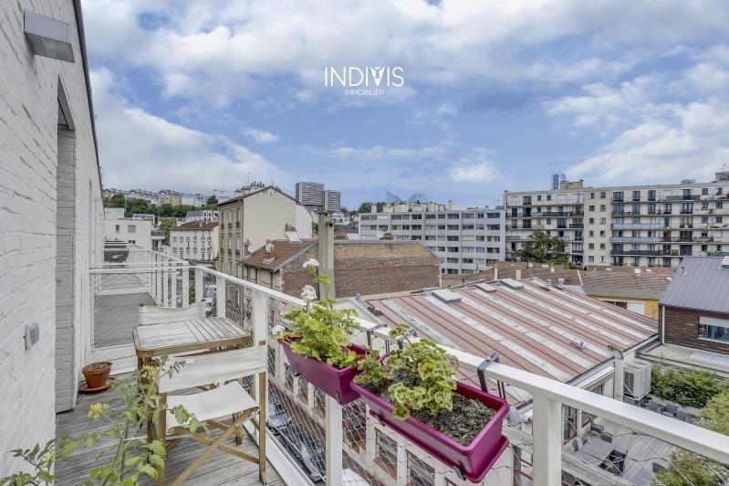 Vente appartement Suresnes 345000€ - Photo 6