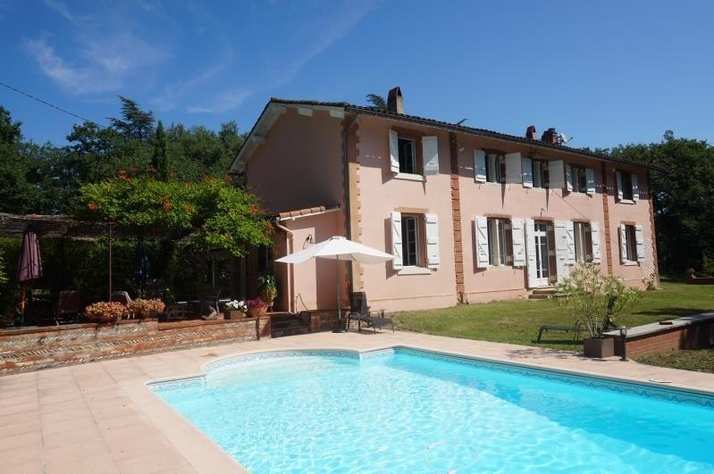 Immobile residenziali di prestigio casa Villefranche de lauragais 850000€ - Fotografia 7