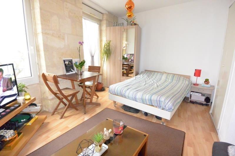 Vente appartement Bordeaux chartrons 156000€ - Photo 1