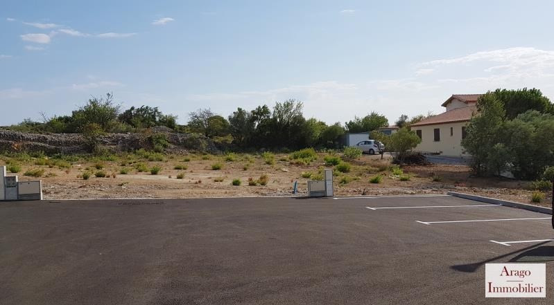 Vente terrain Fitou 62565€ - Photo 1