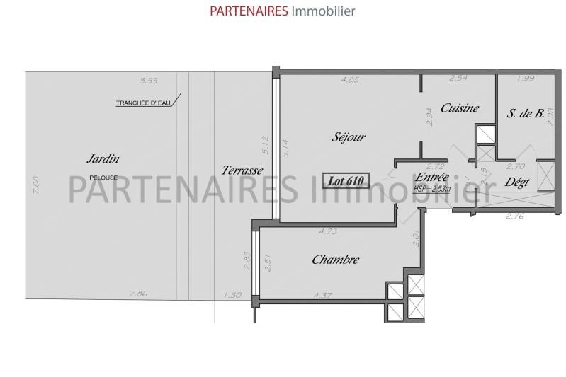 Vente appartement Le chesnay rocquencourt 332 500€ - Photo 2
