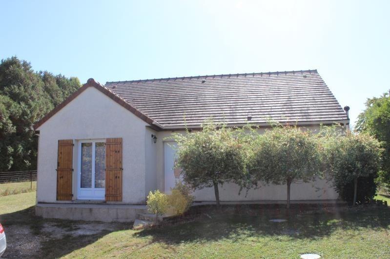 Sale house / villa Montceaux les provins 183000€ - Picture 2