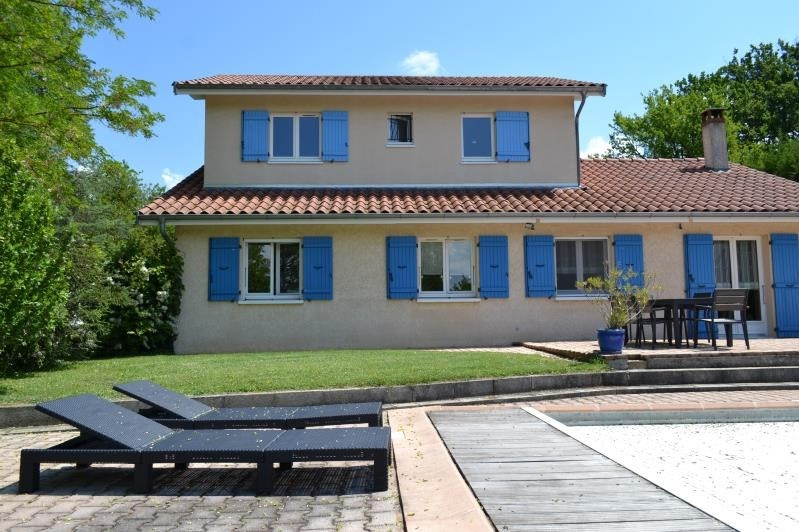 Sale house / villa St just chaleyssin 494000€ - Picture 4