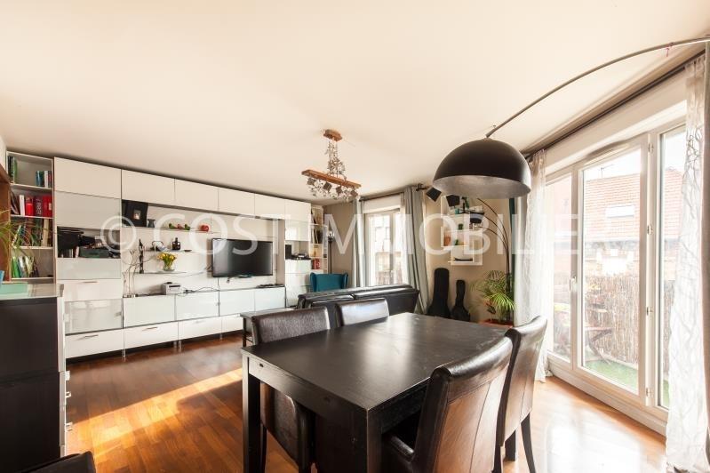 Sale apartment Asnières sur seine 399000€ - Picture 2