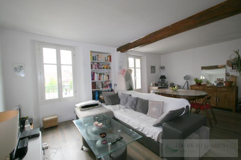 Vente appartement Fontainebleau 262000€ - Photo 2